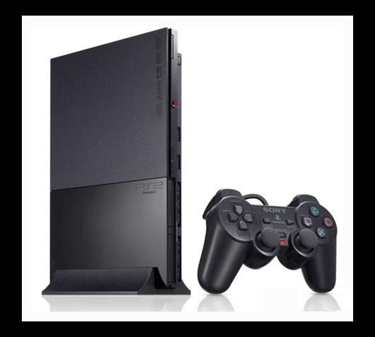 PlayStation 2 チャコール・ブラック(SCPH-90000CB)